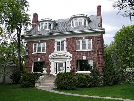 Mansion Street Kitchener