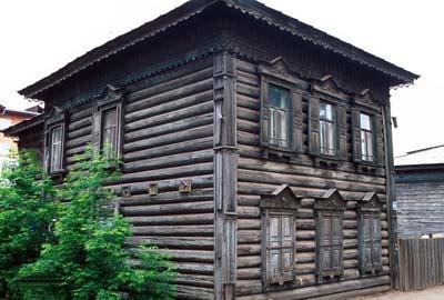 eski ahşap ev, uzun ömürlü ahşap ev