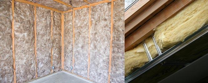 ahşap konutlarda duvar ve çatı yalıtım, duvar ve çatı yalıtımı